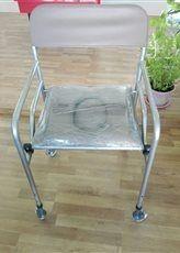 Тоалетен стол с колела